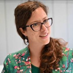 Foto Prof. Dr. Julia Ricart Brede