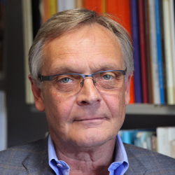 Foto Prof. Dr. Dieter Anhuf